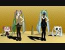 【MMD-DMC4】ラブソングを殺さないで ver.0.2