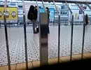 USTアプリで撮ってみた 新幹線車窓02