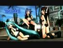 【MMD-DMC4】ねこみみ+ふともも+Ez Dance! thumbnail