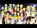 【初音ミク】リン・レン生誕祭!にかこつけて収録曲を一挙に発表!!【Project DIVA F】
