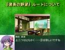 【革新PK】鍵山雛の野望 あとがき動画