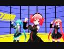 【MMD】テトさんでYellow thumbnail