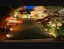 2012年京都に行ってきた(76)【神護寺・大覚寺ライトアップ】