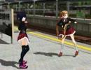 【中2病】Sweetiex2踊ってみた【MMD】