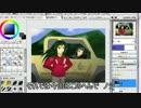 【ニコニコ動画】【自作ペイントソフト】古賀のり夫描いてみた(2回目)【GTK+】を解析してみた