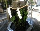 【珍寺】東神社の天明水霊験
