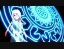 【MMD】 原村さんのイーピンバリアを作ってみた 【モデル配布】