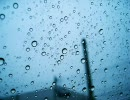 初音ミクオリジナル「雨宿りの二人」