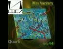 【ニコニコ動画】[DarkPsy]Quark - Mechanism[Trance]を解析してみた