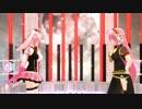 【MMD】自作モデルで少女未遂【巡音ルカ聖誕祭'13】