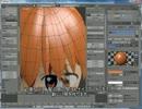 【ニコニコ動画】【MMD】MMDモデル制作を途中で挫折しないために~モデリング編~その2を解析してみた