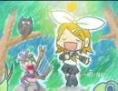 【鏡音リン】ピンクスパイダーに絵をつけてみた【PV】 thumbnail