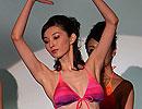 グランプリは庭園鑑賞が趣味の着物美人=2013年度ミス日本