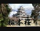 松本桜【千本桜×松本駅】