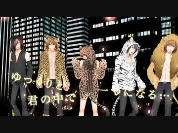 蛇足ぽこたみーちゃんけったろkoma N 5 Love Hunter イラストmv ニコニコ動画