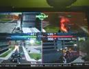 EXVSFB アリオスガンダム フルブでもヘビアでGNアーチャーを破壊する。
