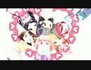 女の子6人(+α)【おジャ魔女カーニバル!!】歌ってみた