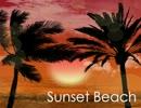 【ニコニコ動画】【NNI】Sunset Beach【オリジナル曲】を解析してみた