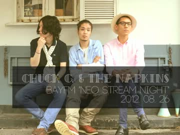 Chuck G. & The Napkins - b...