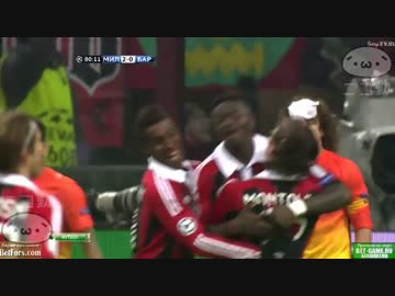 Ucl best16 1st legac milan vs barcelona by ucl best16 1st legac milan vs barcelonawatch from niconico voltagebd Image collections