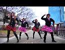 【HoneyGirls】ルカルカ★ナイトフィーバー【踊ってみた】