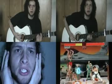 Street Fighter 2 Voices