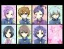 【合唱】桜/ノ/雨~卒業おめでとう~【イナボカ】