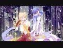 【KAITO&鏡音レン】灰雪-ぷち&キッドVer-【歌ってみた】