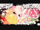 【鏡音リン・レン】 サクラ舞ガール 【オリジナルPV付】 thumbnail