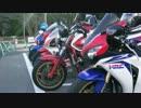 【ニコニコ動画】バイク好き専門学校生たちとその先生でツーリングに行ったよ!【CBF125】を解析してみた