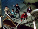 恐竜戦隊ジュウレンジャー 第4話「甦れ伝説の武器」
