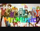 【ニコニコ動画】【Mr.Music】歌ってみた【NPNメンバー】を解析してみた