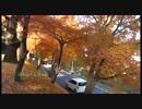 【ニコニコ動画】楓ひらひら、、秋の君ヶ野ダム~青蓮寺湖をドライブしてみましたを解析してみた