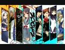 【MUGEN】古参VS新鋭 新旧交代式TAG FIGH