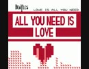 【FC風】The Beatles - All you need is love