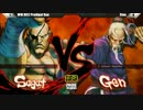 Final Round XVI SSF4AE2012  Xian (元) vs Ryan Hart (サガット)