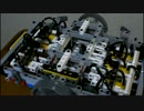 【ニコニコ動画】LEGOで6気筒水平対向エンジン(空気圧)を解析してみた