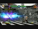 THE KING OF FIGHTERS XIII ガチャガチャプレイ つぶやき実況1-3