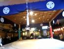 【珍スポット&爆盛】土俵がある居酒屋花の舞のどすこいタワー巻き寿司