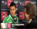 PO 1 Standard-Genk 3-0 試合後のインタビュー