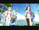 """SHIJO Takane and MIURA Azusa """"motto☆Hade-ni-ne!"""""""