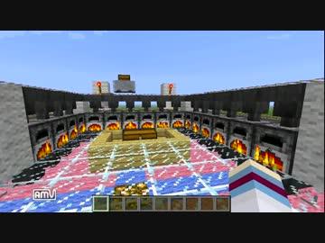 【Minecraft 1.5】拡張簡単!ほぼ全自動?16錬かまど精練機【ゆっくり解説】