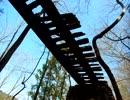 【ニコニコ動画】【木曽森林鉄道 廃線跡めぐり】 王滝線編 を解析してみた