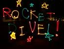 【We love hide】 ROCKET DIVEでpikapikaしてみた☆