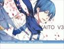 【ニコカラ】 loops and loops 〔off vocal〕KAITO V3 ver