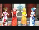 【MMD】Tda式改変チャイナ服 で「チャイナサイバー@ウォーアイニー」