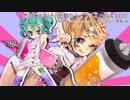 【ミク・リン】恋のレスキュー出動なう!!-DIVA EDIT【Project DIVA AC応募曲】 thumbnail