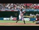 【ニコニコ動画】プロ初打席、初球をホームラン!ロッテ加藤が衝撃デビュー! 2013.5.12 M-Eを解析してみた