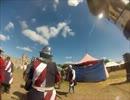 【ニコニコ動画】まるでゲームのような騎士の戦闘映像を解析してみた