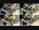 【ニコニコ動画】チューバばかりで演奏してみた Part:03(ダンス/J.Stevens)を解析してみた
